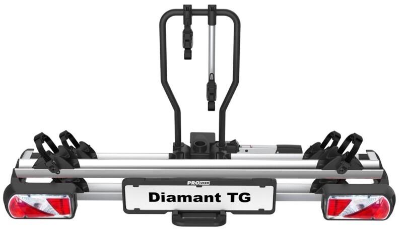 Fietsendrager Uitbreiding 3de Fiets Diamant TG