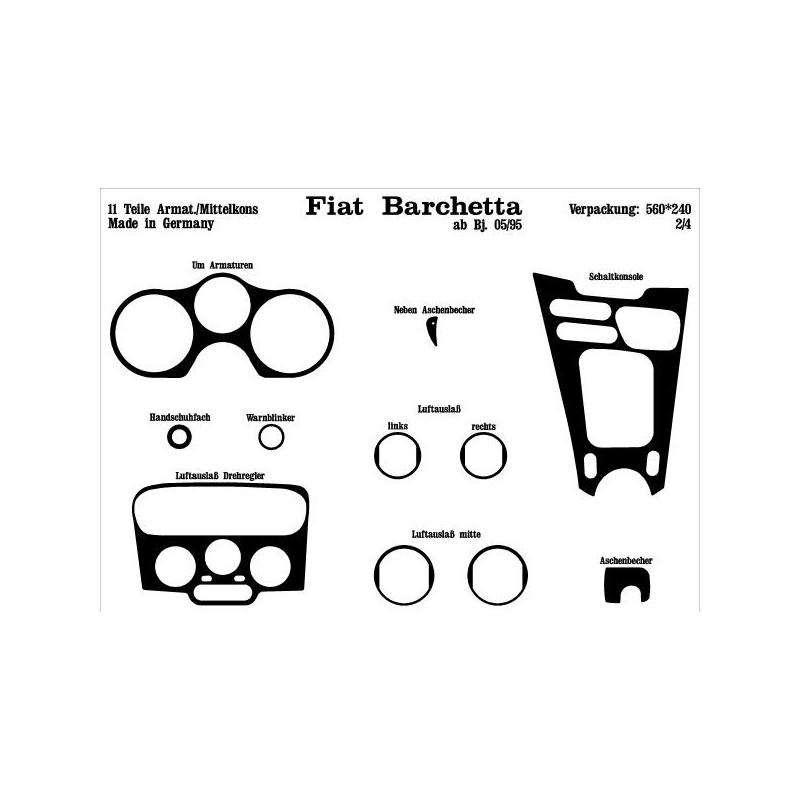 Fiat Barchetta Interieurset online kopen bij Site4Cars