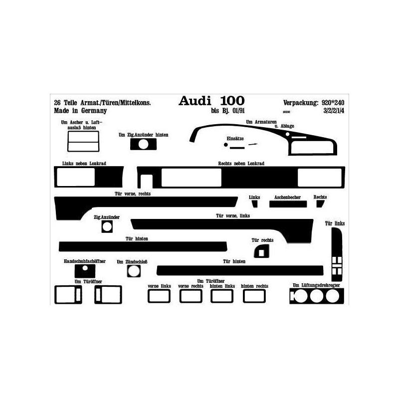 Audi 100 Interieurset online kopen bij Site4Cars
