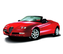 Alfa Spider online kopen bij Site4Cars