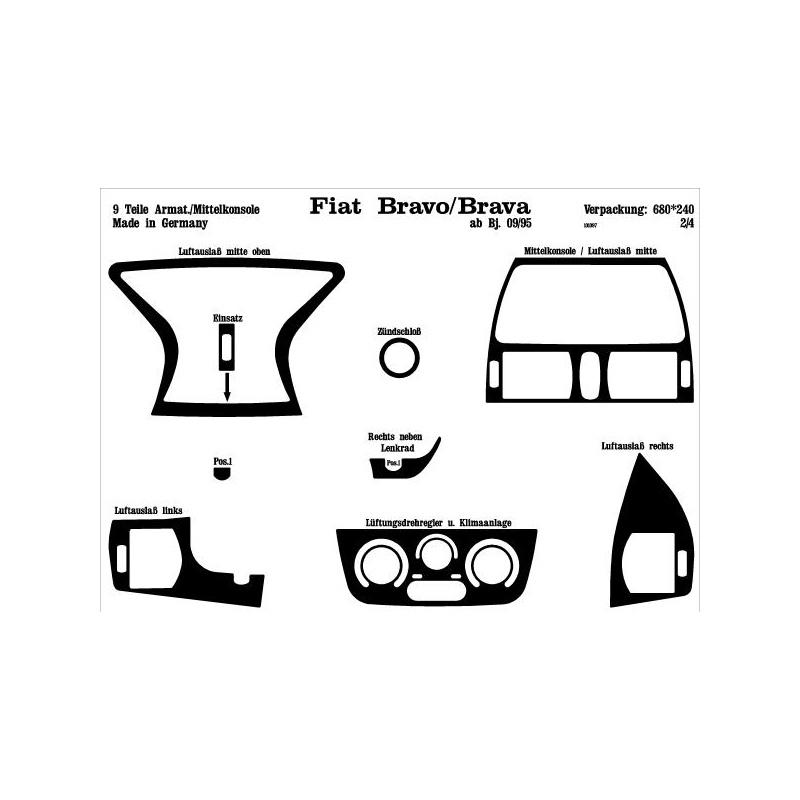 Fiat Bravo/Brava Interieurset online kopen bij Site4Cars