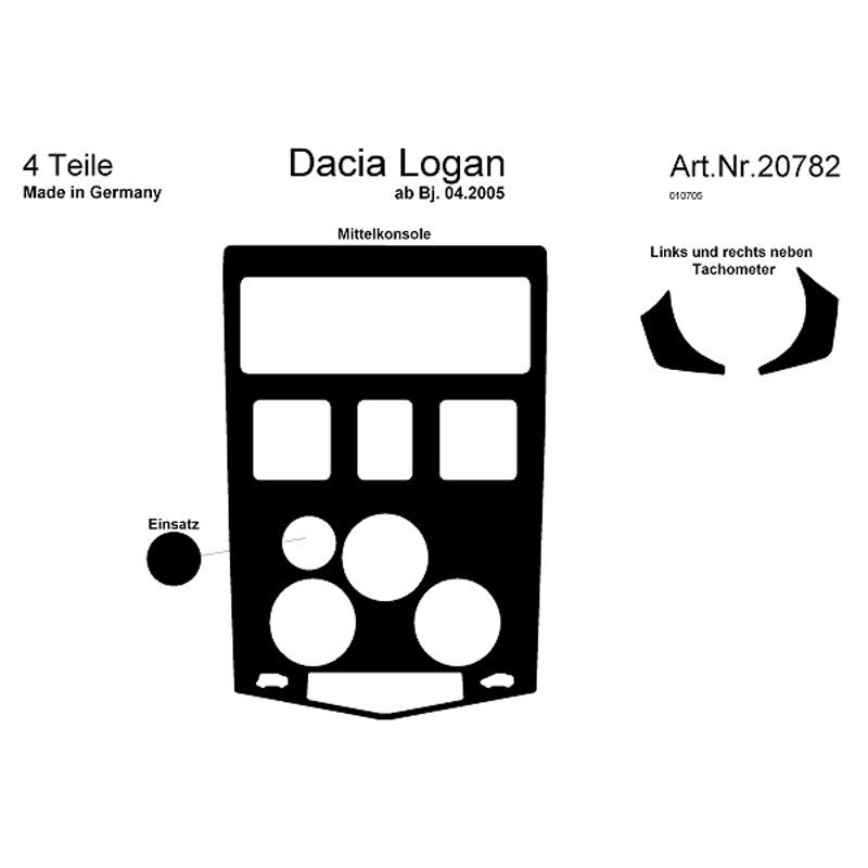 Dacia Logan Interieurset online kopen bij Site4Cars