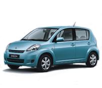 Daihatsu Sirion online kopen bij Site4Cars